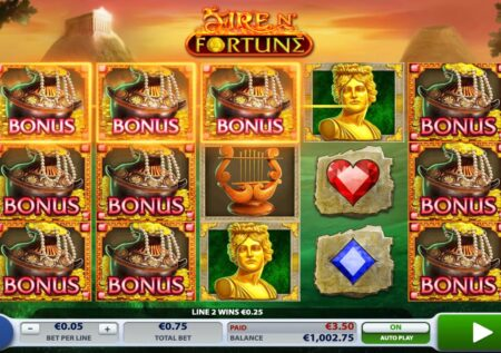 Fire N'Fortune Slot