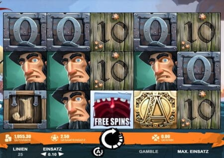 Moby Dick Slot