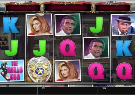 The Naked Gun Slot Blueprint
