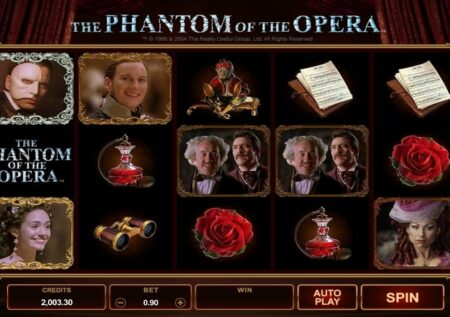 The Phantom of the Opera Slot