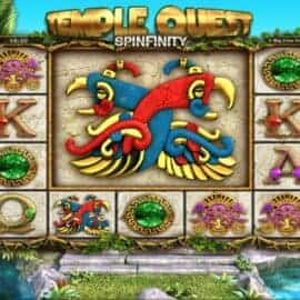 Temple Quest Spinfinity Slot