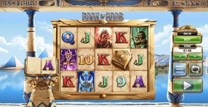 Book of Goods Slot