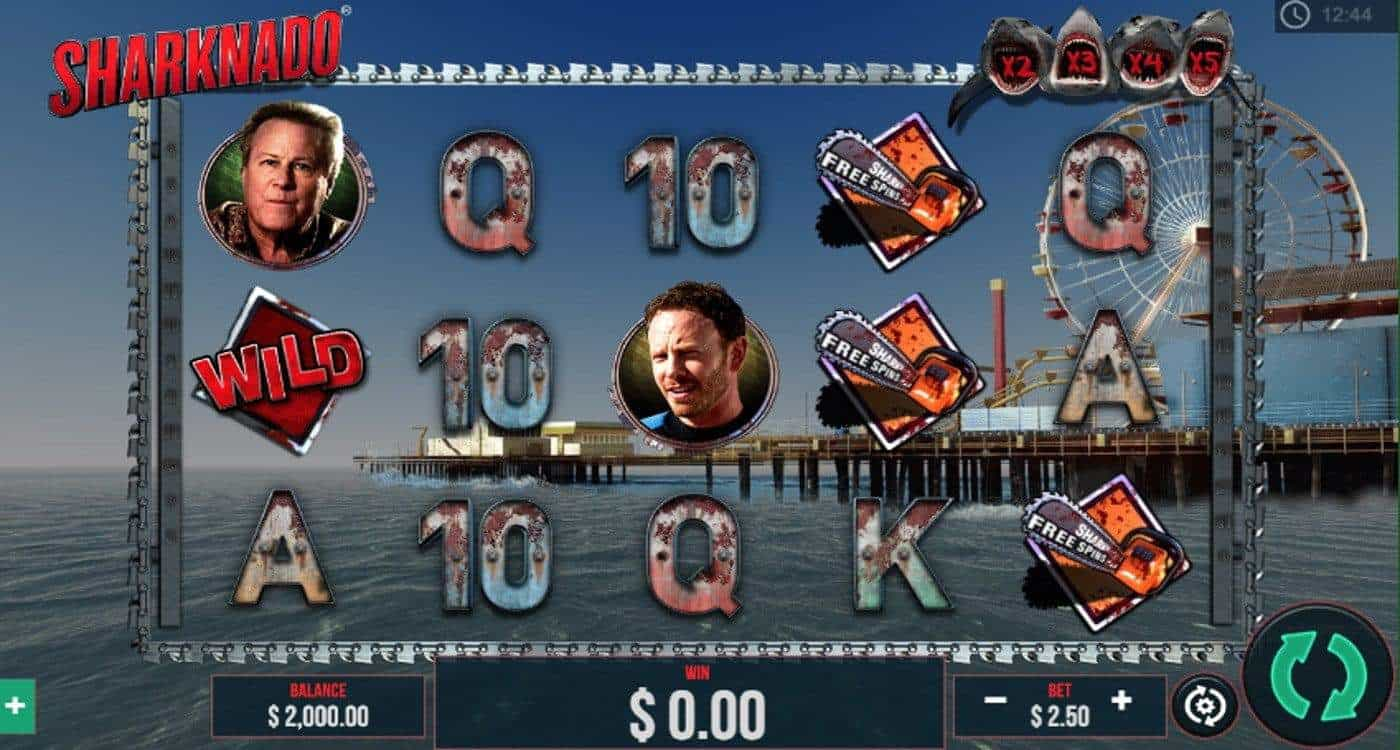 Sharknado Slot Pariplay
