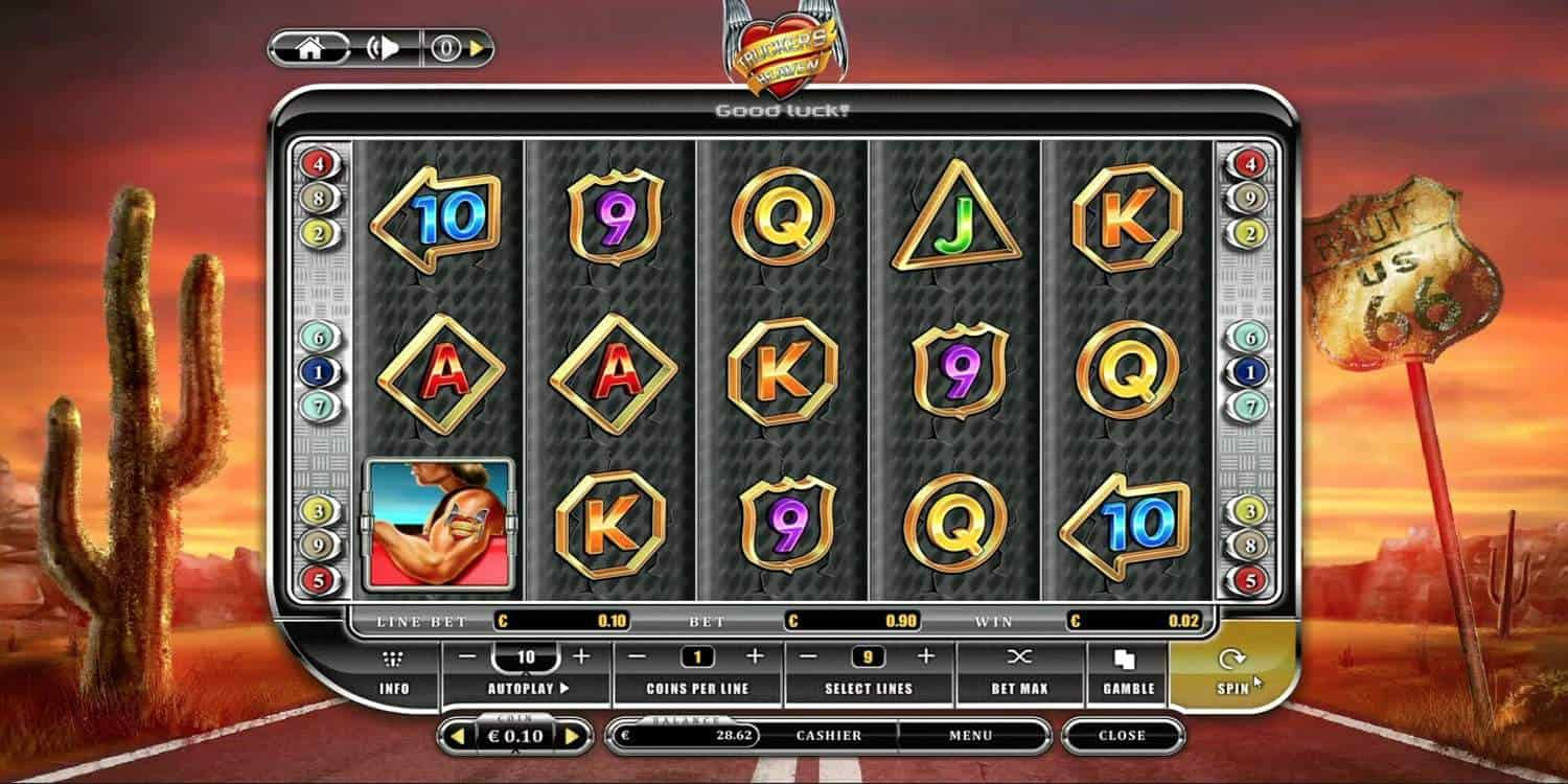 Trucker's Heaven Slot