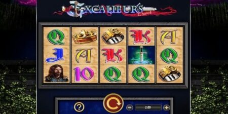 Video-Slot Excaliburs Choice