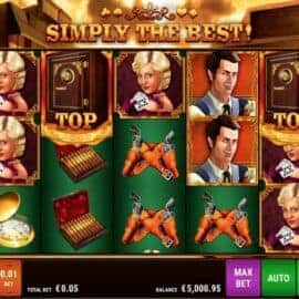 Simply the Best Slot