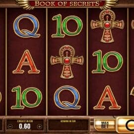 Book of Secrets Slot Synot