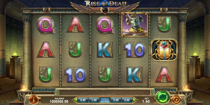 Rise of Dead Slot von Play´n Go