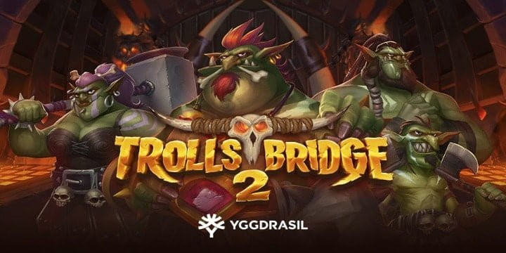 Slot Trolls Bridge 2 Yggdrasil