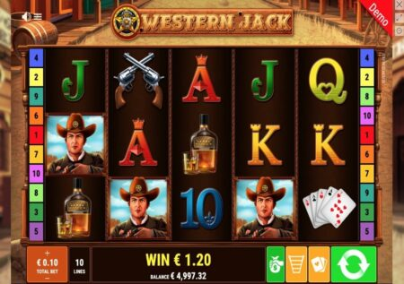 Western Jack Slot Gamomat