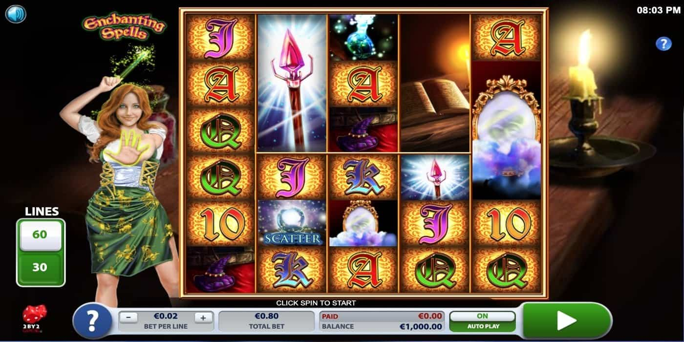 Spiele Enchanting Spells - Video Slots Online