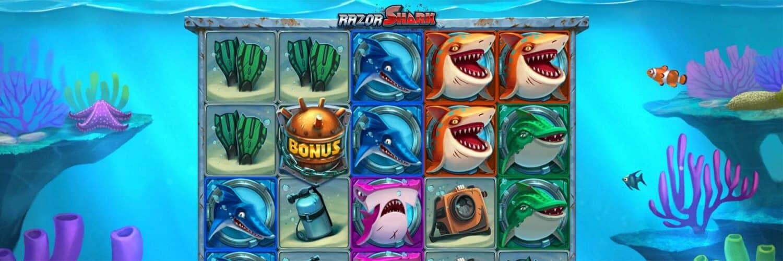 Razor Shark Test