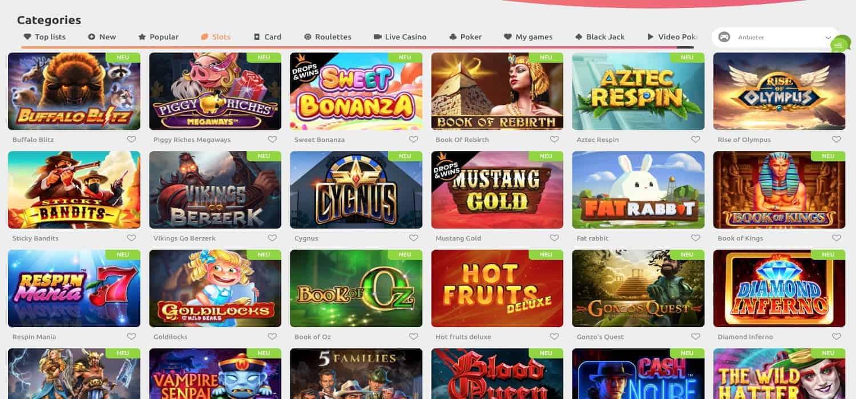 Slots Cadoola Casino