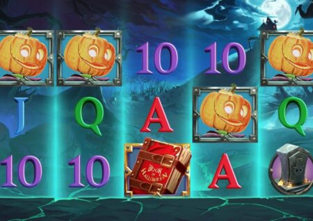 Book of Halloween Slot Inspired