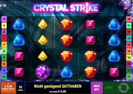 Crystal Strike Slot
