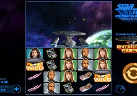 Star Trek The Next Generation Slot
