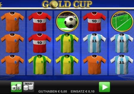 Gold Cup Slot