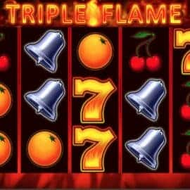 Triple Flame Slot